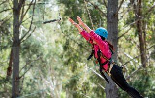 Earth Adventure Outdoor Activities Leap of Faith