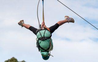 Earth Adventure Mount Lofty Adventure Hub Zip Line Adelaide Hills