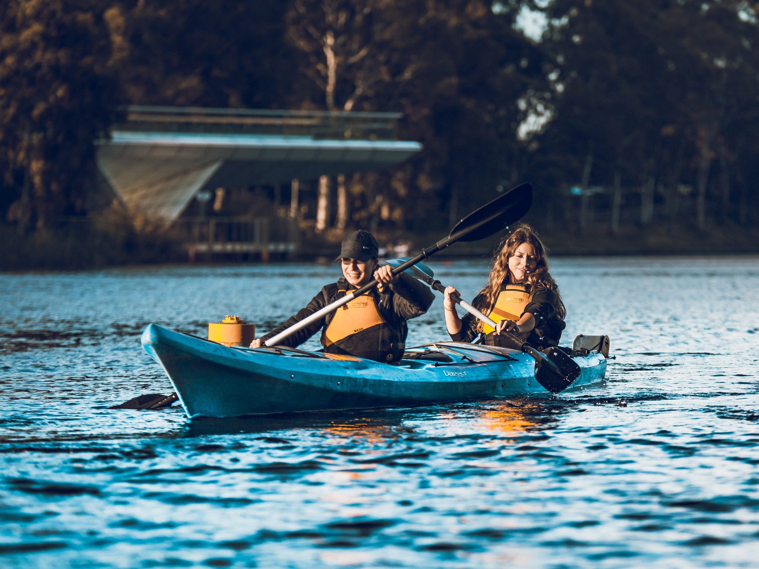 Earth Adventure Adelaide City Kayak Tour
